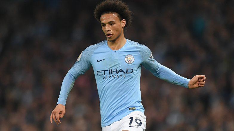 Manchester City's Winger Leroy Sane to Undergo Knee Surgery