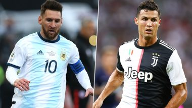 Cristiano Ronaldo and Lionel Messi Playing at the Same Club Would Be Massive, Feels Rivaldo
