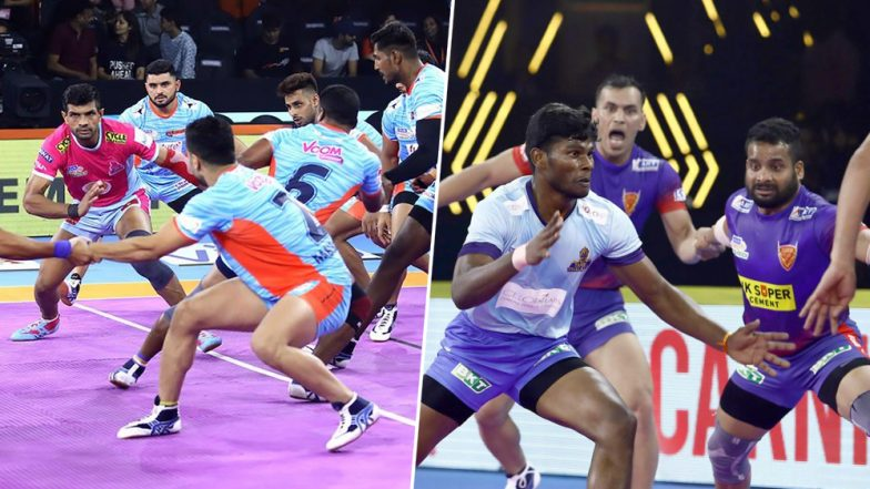 Bengal Warriors vs Dabang Delhi, PKL 2019 Match Free Live Streaming and Telecast Details: Watch BEN vs DEL, VIVO Pro Kabaddi League Season 7 Clash Online on Hotstar and Star Sports