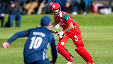 Live Cricket Streaming of Papua New Guinea vs Oman: Check Live Cricket Score, Watch Free Live Telecast of PNG vs OMA Match, Scotland Tri-Series, 2019