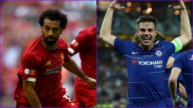 Liverpool vs Chelsea, UEFA Super Cup 2019 Free Live Streaming Online & Match Time in IST: How to Get Live Telecast on TV & Football Score Updates of LIV vs CHE Match in India?