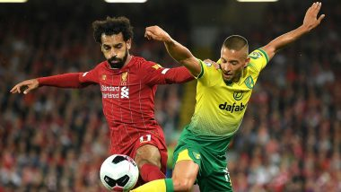Norwich City vs Liverpool, Premier League 2019–20 Free Live Streaming Online: How to Get EPL Match Live Telecast on TV & Football Score Updates in Indian Time?