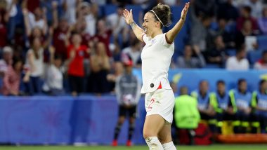 Lucy Bronze Wins UEFA Women's Player of the Year 2019, First England International to Earn The Prestigious Award