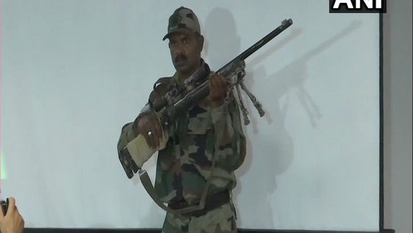 Jammu and Kashmir Turmoil: Security Forces Recover US-Made M-24 Sniper Rifle Near Amarnath Route, Know Details Here
