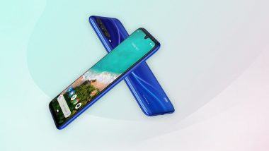 Xiaomi Mi A3 Smartphone With 48MP Camera Launching Tomorrow in India; Likely To Be Priced From Rs 14,999