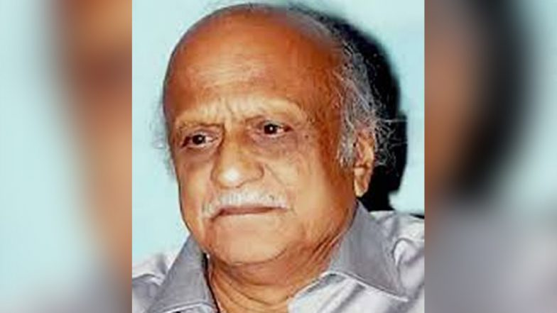 MM Kalburgi Murder Case: SIT Files Chargesheet Against Six Accused Persons