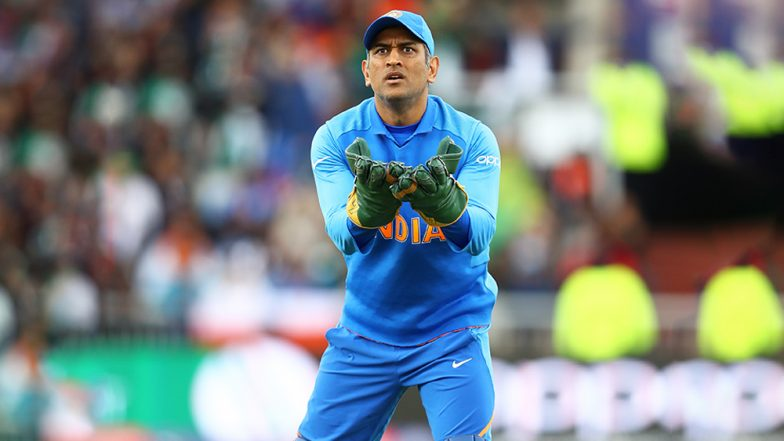 BCCI president Sourav Ganguly says, 'The future of MS Dhoni will be addressed'