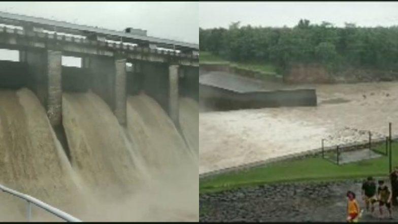 Madhya Pradesh: High Alert in 50 Villages After Gates of Satpura Dam Opened