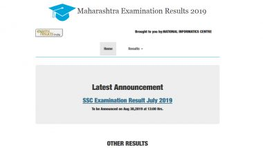 Maharashtra SSC Supplementary Result 2019 to be Announced Tomorrow at mahresult.nic.in, Here's How to Check