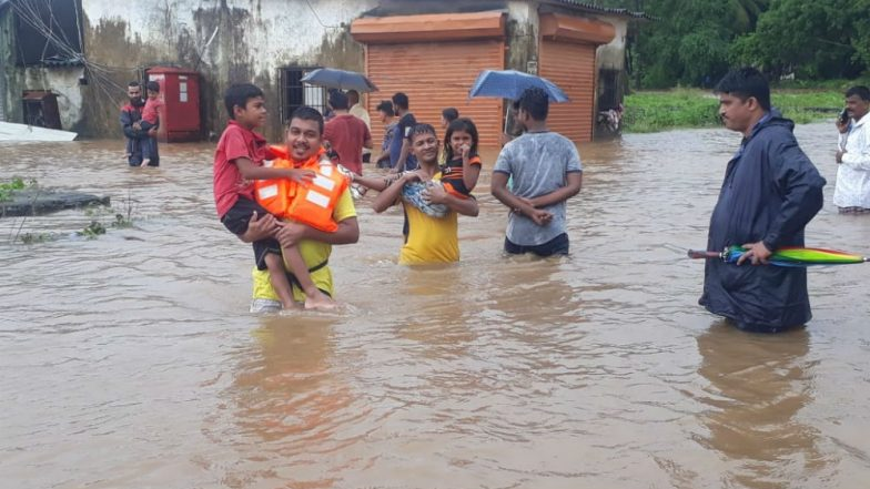 Maharashtra Floods: 29 Dead, Around Three Lakh People Evacuated to Safe Locations in Pune Division