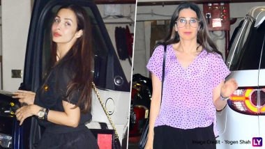 Malaika Arora's HOT Avatar or Karisma Kapoor's Chic Geeky Look, What Are You Rooting For? (View Pics)