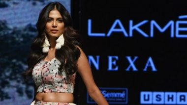 LFW Winter/Festive 2019: Malavika Mohanan to Turn Showstopper for VineetRahul