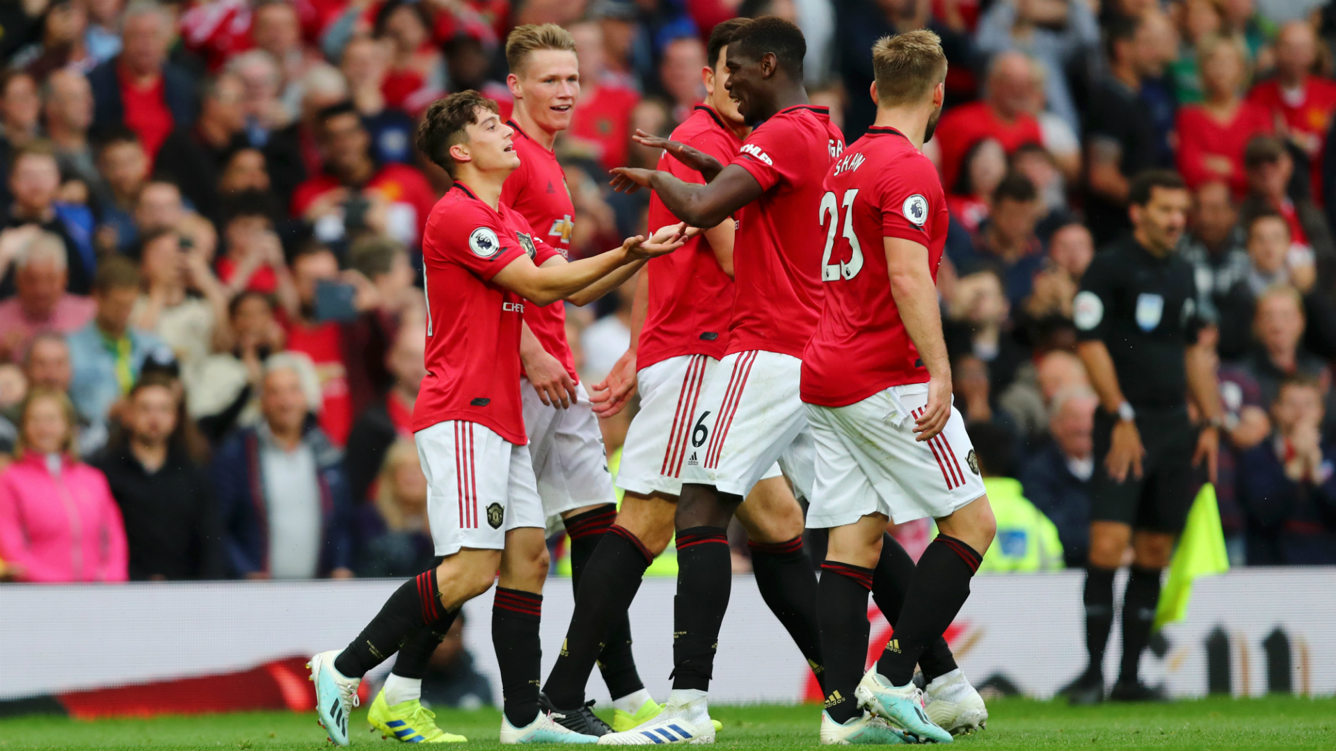 Gautam Gambhir Reacts to Manchester United's Derby Win Against City, Says, 'Manchester is Red'