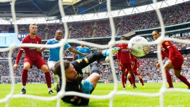 Manchester City Beat Liverpool on Penalties in 2019 FA Community Shield Final