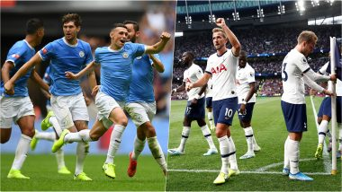Manchester City vs Tottenham Hotspur, Premier League 2019–20 Free Live Streaming Online: How to Get EPL Match Live Telecast on TV & Football Score Updates in Indian Time?