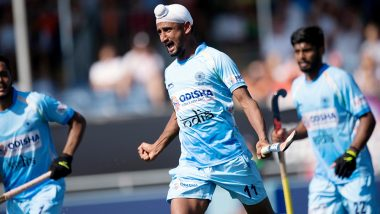 Mandeep Singh of Indian Men's Hockey Team Tests Positive for Coronavirus