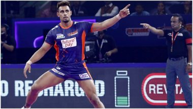 PKL 7 Results: Maninder Singh's Super 10 Helps Bengal Warriors Extend Unbeaten Streak with 35–26 Victory over Patna Pirates in Pro Kabaddi League 2019 Encounter
