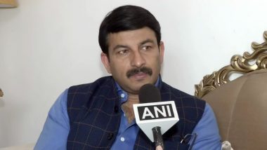 Manoj Tiwari Issues Clarification on Allegations of Violating COVID-19 Lockdown And Social Distancing, Says, 'MHA Permitted Opening of Stadiums, All Norms Were Followed While Playing Cricket'