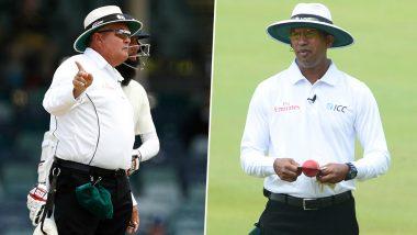 Marais Erasmus, Ruchira Palliyaguruge and Kumar Dharmasena to Umpire in Remaining Ashes 2019 Tests