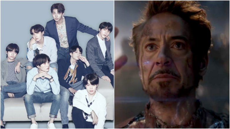 Marvel Fans Get into a Twitter War With BTS Army for Stealing Tony Stark's 'Love You 3000' Phrase to Promote the K-Pop Band