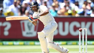 Mayank Agarwal Achieves This Feat After Surviving the First Session of India vs New Zealand 1st Test 2020, Day 1
