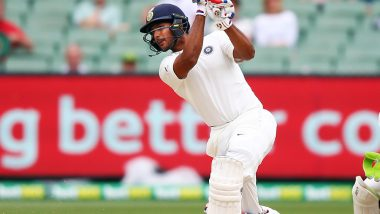 IND vs BAN, 1st Test 2019: Mayank Agarwal Nears Hundred As India Go Past Bangladesh's First Innings Total at Lunch on Day 2