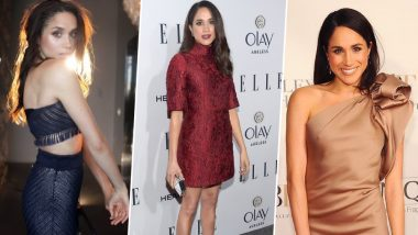 Meghan Markle Birthday Special: Our Top 10 Favourite Outfits of the Fashion Icon