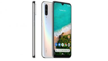 Xiaomi Mi A3 Android One Smartphone With 48MP Camera Launched in India At Rs 12,999; First Sale on 23 August At 12PM IST