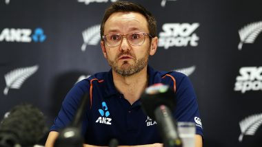 Mike Hesson, Former New Zealand Coach, Recalls 'Toughest Time' of His Coaching Career