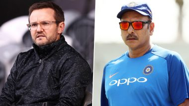 Mike Hesson Almost Beat Ravi Shastri to Get India's Head Coach Job