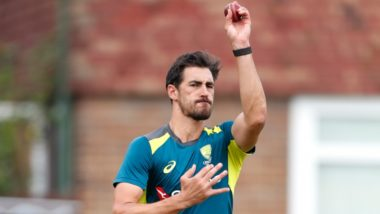 Australia Squad For Ashes 2019 Second Test: Mitchell Starc IN; James Pattinson OUT of 12-Man Squad For Lord's Test