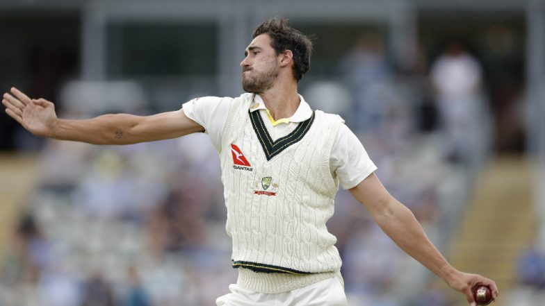 Ashes 2019: Mitchell Johnson Wants Mitchell Starch to Replace James Pattinson in the Second ENG vs AUS Test at Lords