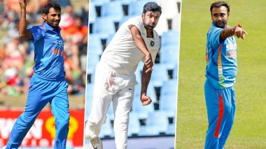 India vs West Indies 2019: Ravi Ashwin's Seven-Wicket Haul and Other Top Bowling Performances by Indian Bowlers in the Caribbean