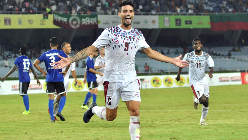 I-League 2019–20: Mohun Bagan Extend Lead at Top of Table With Easy Win