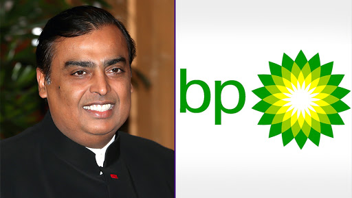 Mukesh Ambani's RIL Inks Deal With British Oil Major BP Plc, Likely to Open 5,500 Petrol Pump Outlets in 5 Years in India