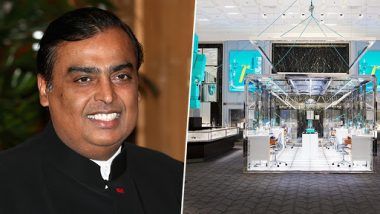 Mukesh Ambani's RIL Signs Deal to Bring Iconic Jewellery Brand Tiffany & Co to India