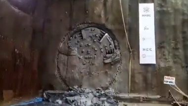Mumbai Metro III: HCC Finishes 3.82 km of Tunnel Between CSMT and Mumbai Central Stations