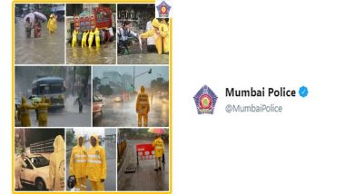 If Mumbai Police's #HappyFriendshipDay2019 Wish Amidst Mumbai Rains Doesn't Make You Emotional, We Don't Know What Will, Check Poetic Friendship Day Tweet