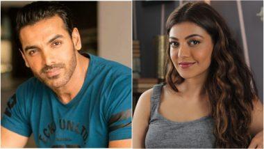 Kajal Aggarwal to Play John Abraham's Wife in Mumbai Saga