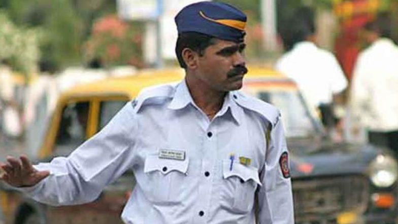 Mumbai Traffic Police Instructs RTO to Suspend Driving Licences of Motorist Using Fancy Number Plates