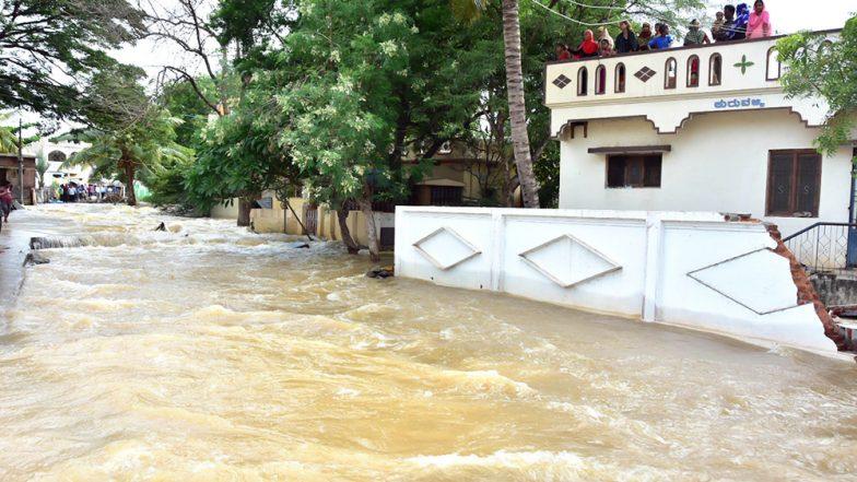 Karnataka Rains: Heavy Rainfall to Lash Coastal Districts in Next 24 Hours, IMD Issues Warning