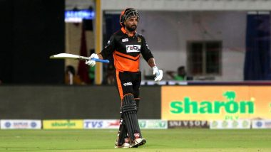 TNPL 2019: Murali Vijay Slams Fiery Ton During Ruby Trichy Warriors vs TUTI Patriots Tamil Nadu Premier League Match