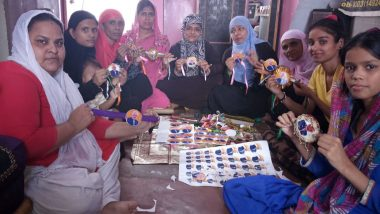 Raksha Bandhan 2019: Muslim Women in Varanasi Send 'Rakhis' to PM Narendra Modi