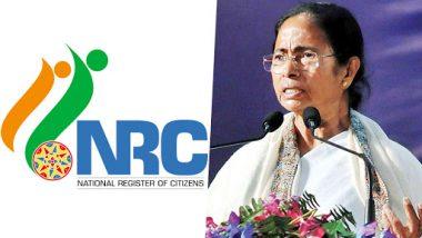 Mamata Banerjee Takes Swipe at Modi Government Over NRC Exercise, Says 'NRC Fiasco Exposed All Those Who Tried to Take Political Mileage'
