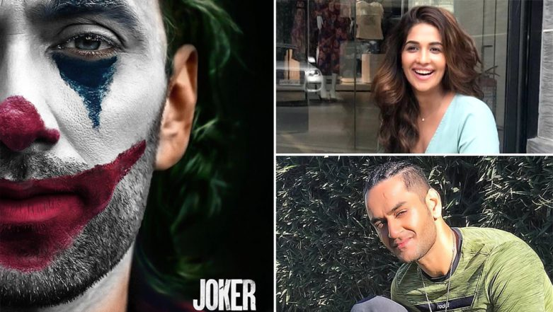 Ishqbaaaz Fame Nakuul Mehta Gets into Arthur Fleck aka Joker's Avatar, Leaves Harleen Sethi, Vikas Gupta and Others Highly Impressed! View Pic