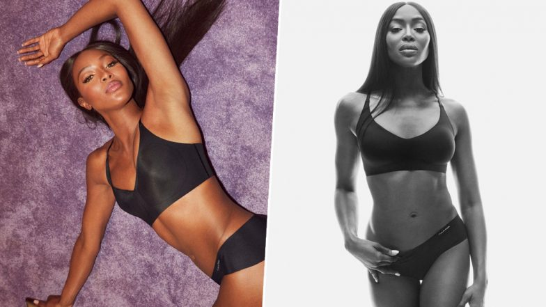 Naomi Campbell Redefines 'Sexy' with Calvin Klein's #MYCALVINS Campaign