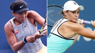 Cincinnati Masters 2019: Naomi Osaka Advances to Third Round, Ashleigh Barty Ends Maria Sharapova's Hopes in the Tournament