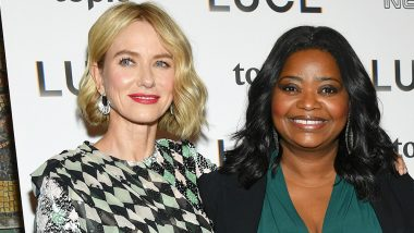 Naomi Watts Reveals She Joined 'Luce' Just Because Octavia Spencer Was Part of It