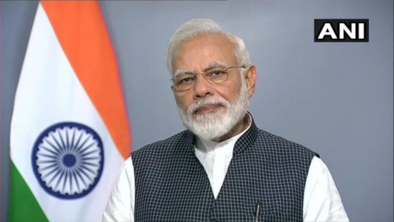 PM Narendra Modi, Hails Its Revocation 'Historic': Article 370 Has Given Separatism, Terrorism in Jammu and Kashmir