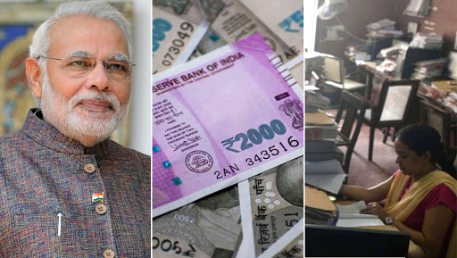 7th Pay Commission Update: Central Government Staff Set For Dussehra Bonanza as Modi Government Mulls Increase in Dearness Allowance